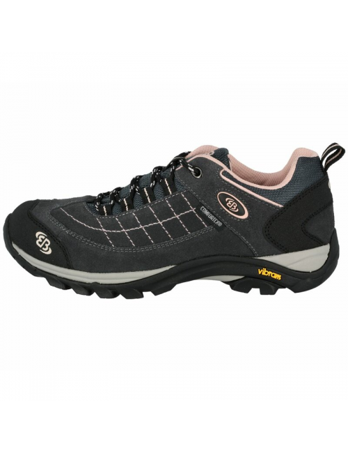 Brütting hiking shoes for women Mount Crillon Low - grey