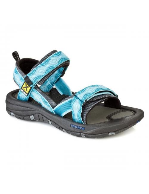 Source sandals for women Gobi Dream-outdoor-blue