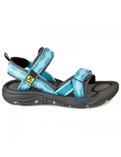 Source sandalen voor dames Gobi Dream - outdoor - Blauw