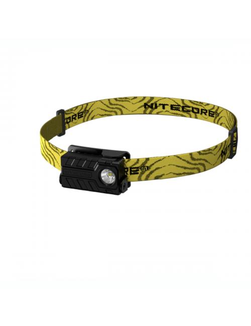 NiteCore lampe frontale rechargeable NU20 360 lumen-Noir