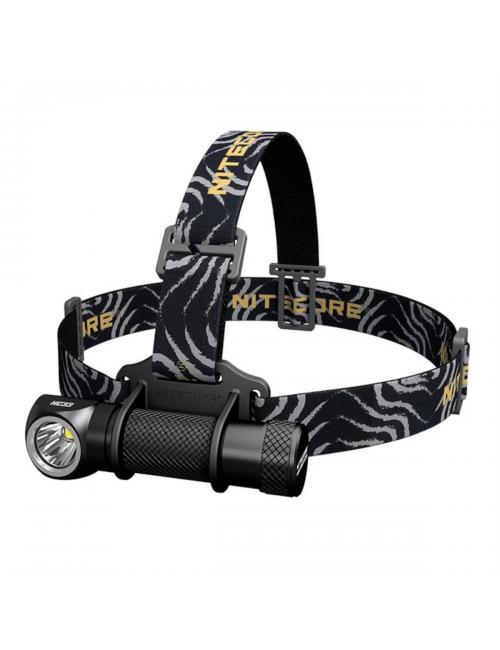 NiteCore Scheinwerfer HC33 und Taschenlampe in einem-1800 Lumen-Schwarz