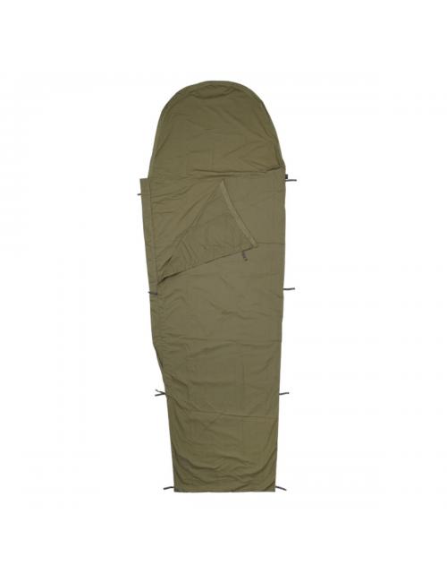 TF-2215 cloth bag for sleeping bag modular 0°C 240 x 80 cm-Green