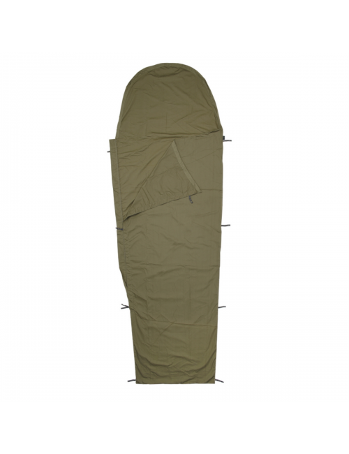 TF-2215 lakenzak voor slaapzak Modulair 0°C 240 x 80 cm - Groen