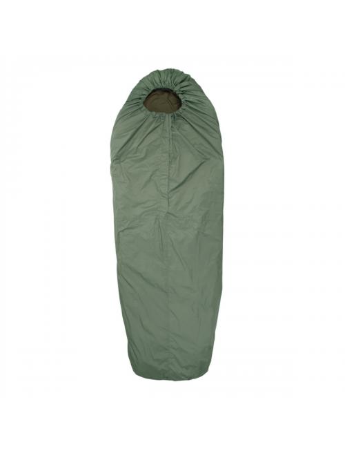 TF-2215 saco de dormir al aire libre modular 255 x 92 cm-Verde
