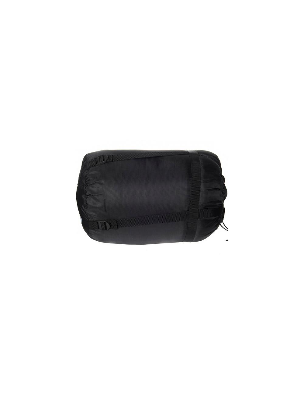 Fostex mummyslaapzak Tactical Sniper 230 cm - Zwart