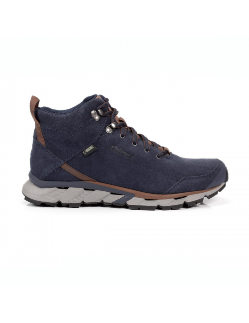 Chiruca Schuhe Aborigen 03 GTX Surround Mid-Vibram-Blau