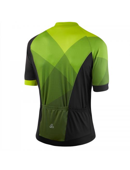 Chemise de cyclisme Loeffler manches courtes Maillot de vélo M FZ Hotbond-Vert