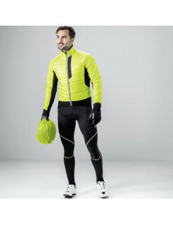 Loeffler cycling pants long m Bike Bib Tights WS Elastic for Men - Black