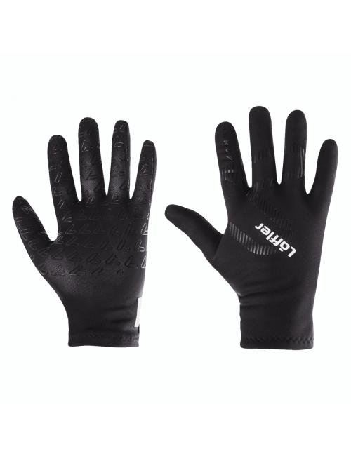 Loeffler, guantes, WS, Warm Gore-Tex Infinium ™ Windstopper ® - Negro