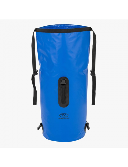 Highlander mochila impermeable Drybag trono 45 litros bolsa de lona-Azul