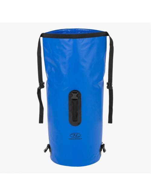Highlander wasserdichter Rucksack Drybag mit 45 Liter Duffle Bag-Blau