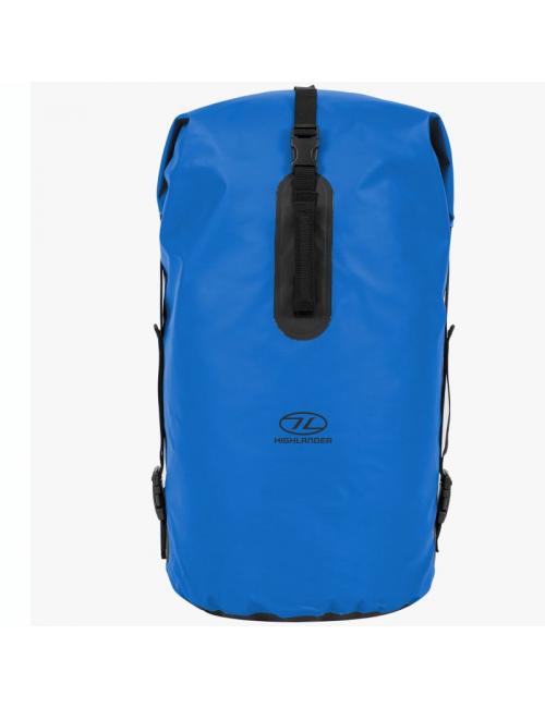 Highlander wasserdichter Rucksack Drybag throne 70 Liter Duffle Bag-Blau