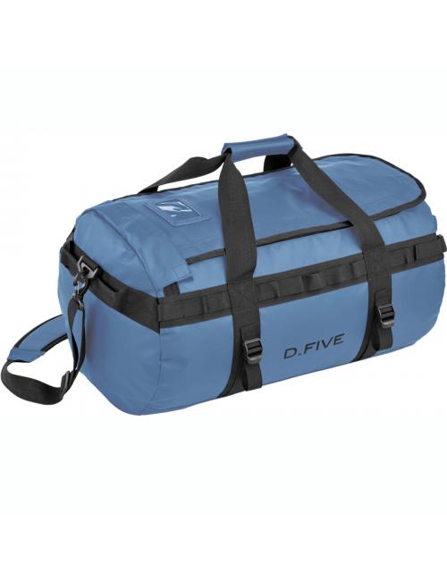 Defcon 5 bolsa de fin de semana Bolsa de lona - 55 litros-Heavy Duty-Azul
