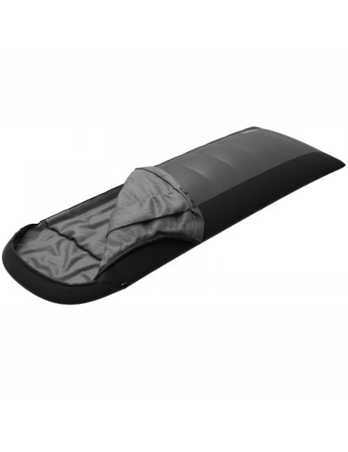 Hannah Outdoor slaapzak dekenmodel Ranger 150 links -4°C - Grijs