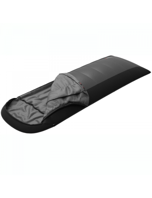 Hannah Outdoor sleeping bag blanket model Ranger 150 left -4°C-Grey