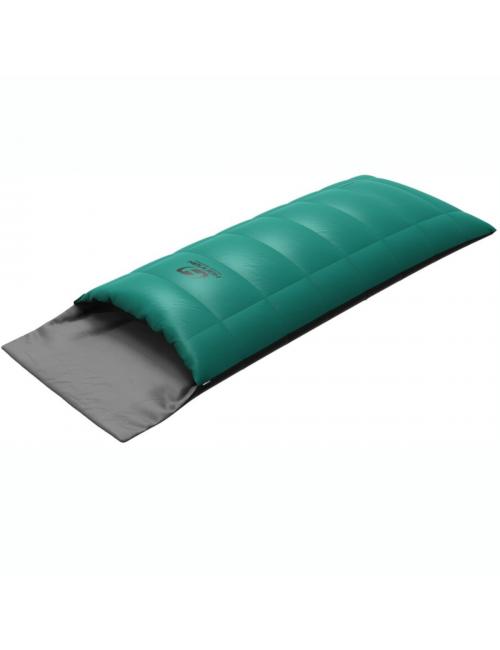 Hannah Outdoor sleeping bag blanket model Lodger 200 left -11°C-Green