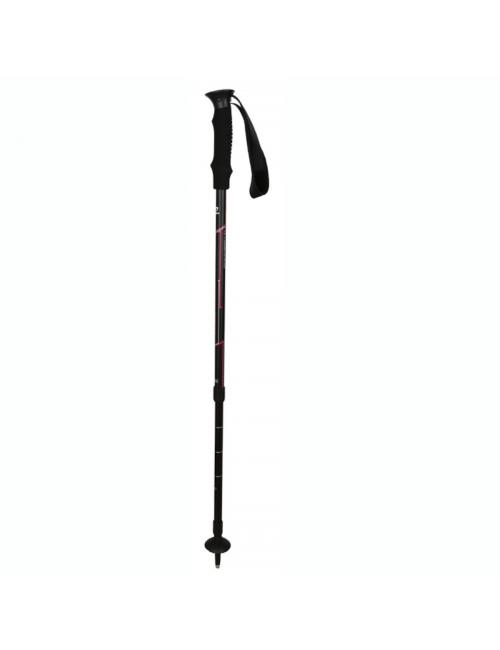 Hannah Outdoor walking sticks for women (set) Trek w Black-Red