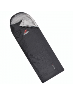 Hannah Outdoor sleeping bag blanket model Ranger 200 left -4°C-Black