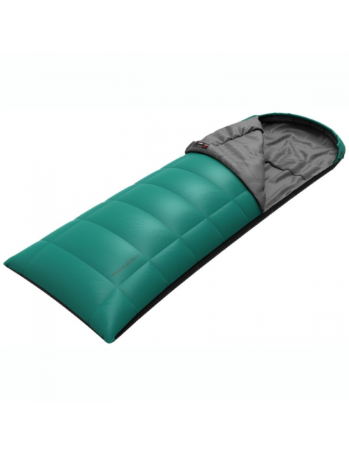 Hannah Outdoor slaapzak dekenmodel Ranger 200 links -4°C - Groen
