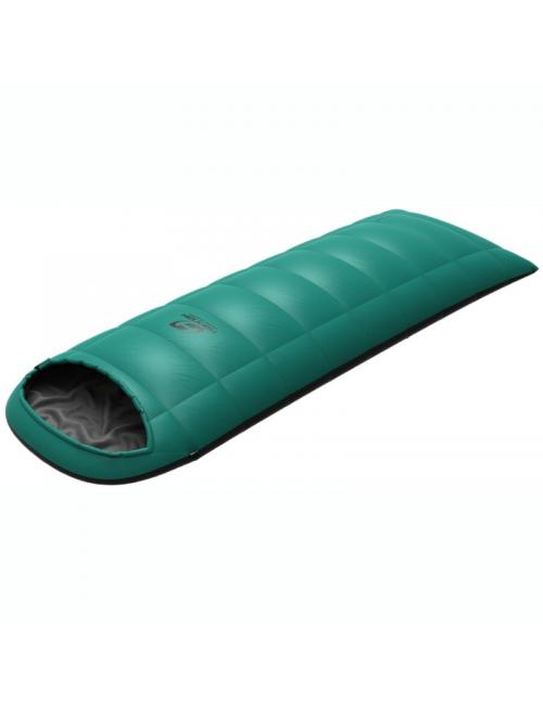 Hannah manta de saco de dormir al aire libre modelo Ranger 200 izquierda -4 ° C-Verde