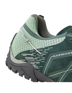 Garmont scarponi Appiccicoso Pietra GTX® WMS Cat Scuro-Verde chiaro