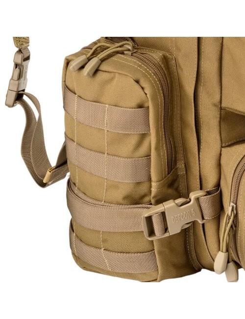 Defcon 5 rugzak Extreme modulair backpack 60 liter - Khaki