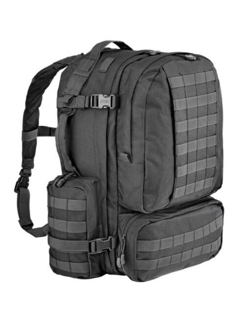 Defcon 5 Extreme Modular Backpack 60 litre - Black