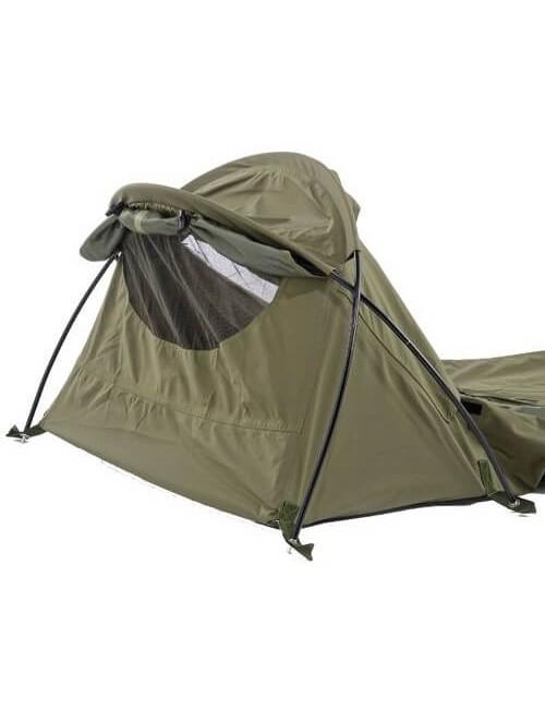 Defcon 5 tent Bivi - compacte shelter- slechts 1700 gram - OD Groen