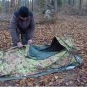 Defcon 5 Bivi Tent - Vegetato Italiano (camo)