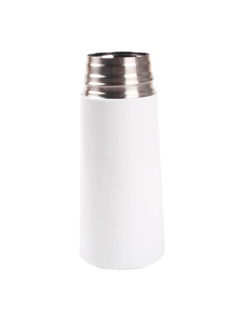 Acecamp Thermosfles 370 ml roestvrijstaal - Wit