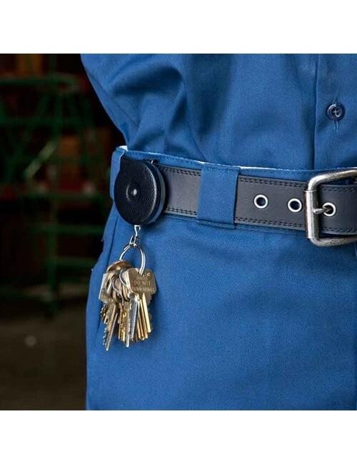 "Key-Bak sleutelopberger TheOriginal HeavyDuty RVS rail 48"" 15 sleutels"