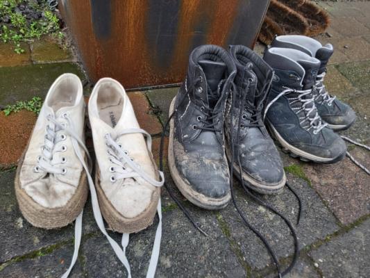 Welke schoenen