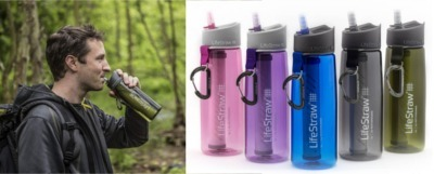 Een nieuw product in de Lifestraw familie: De Lifestraw Go 2 stage!